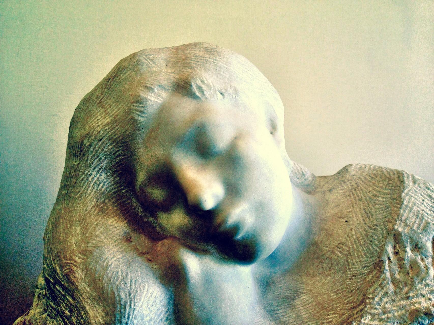 Camille Claudel Le sommeil - Musée Rodin - Paris VIIème - 2013