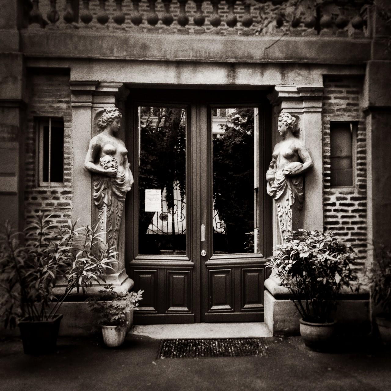 Ruche Seydoux - Paris XV - 2015