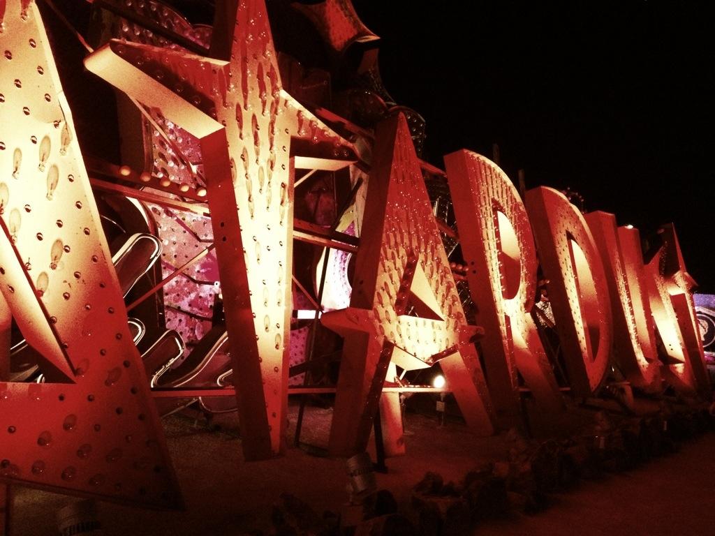 Las Vegas Neon Boneyard - 2013