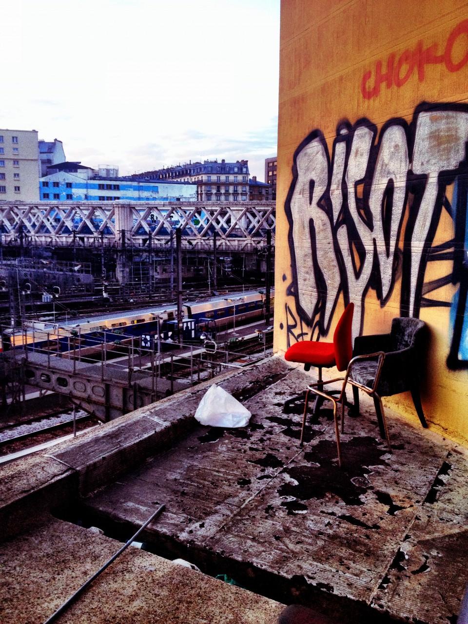 Paris Gare de l'Est - 2015